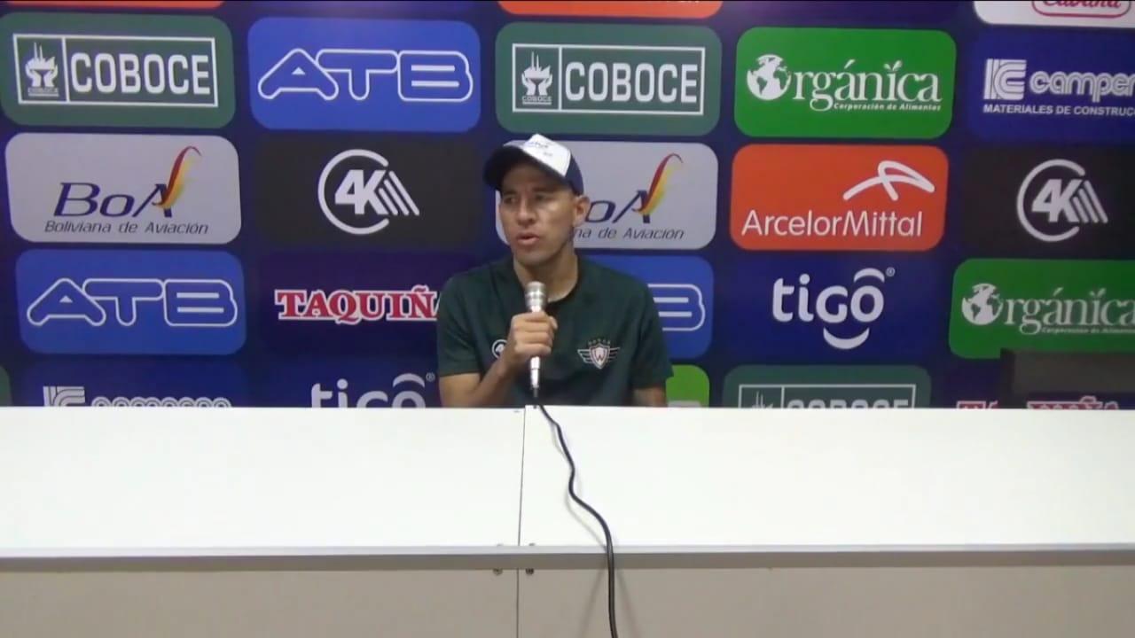 Óscar Vaca, figura del Aviador, expresa preocupación por la situación sanitaria