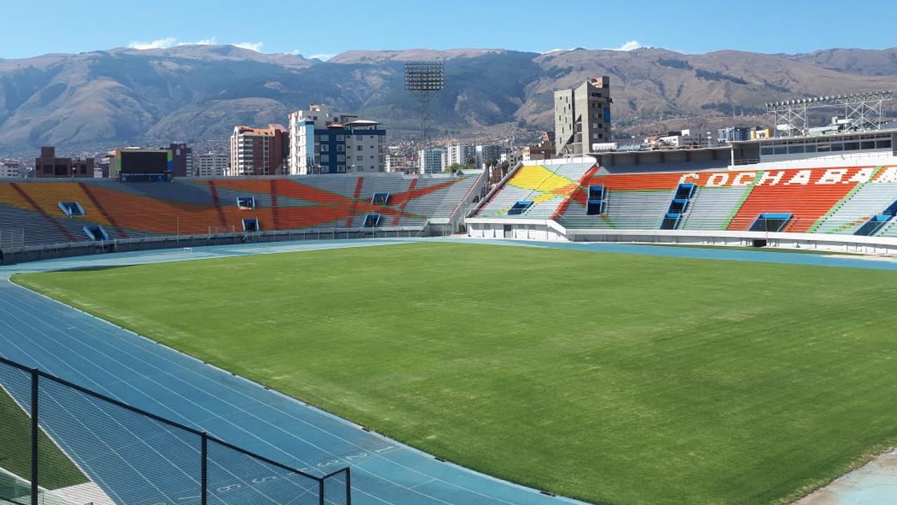 El Capriles está listo para los partidos de la Libertadores