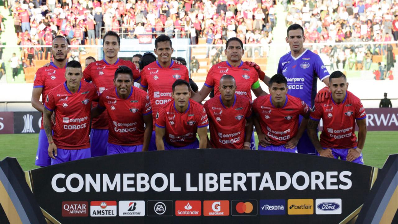 Conmebol designa árbitros para partidos de Wilster y Bolívar