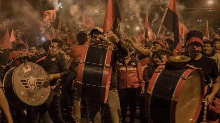 Wilstermann busca evitar aglomeraciones cerca del Capriles durante la Libertadores