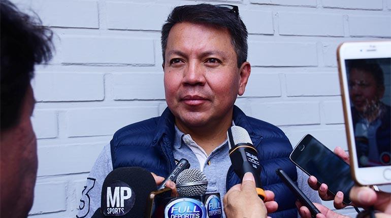 Wilstermann no asistirá a reuniones convocadas por Marco Rodríguez