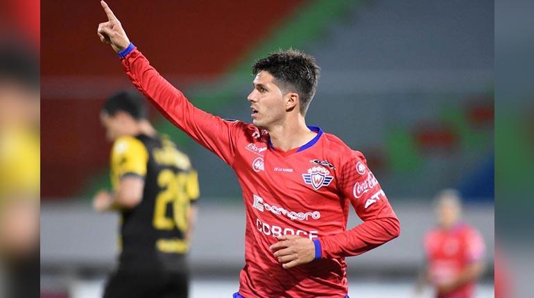 Patricio Rodríguez mantiene con vida a Wilstermann en la Copa