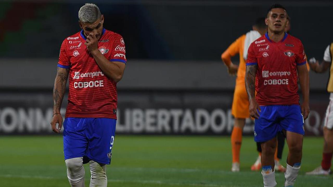 Wilster pierde en casa y complica su panorama en la Libertadores
