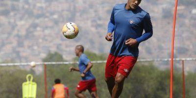 Aponte y Serginho serán bajas en Wilster ante el Peñarol