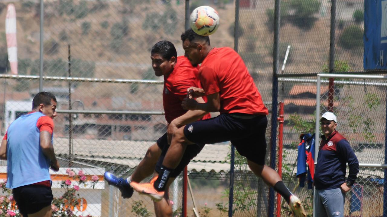 Wilster viaja a Brasil con la esperanza de avanzar en la Copa Libertadores