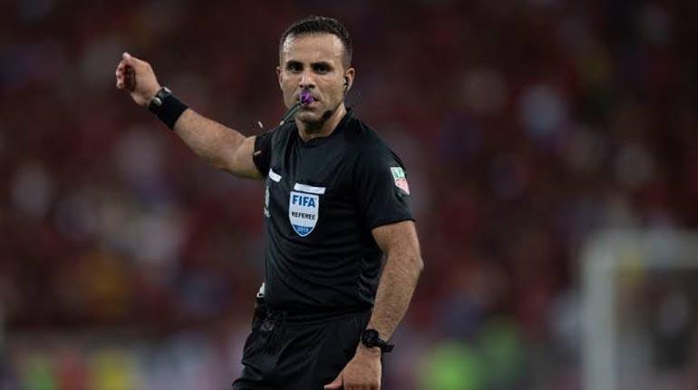 Otro árbitro chileno dirigirá Wilstermann-Peñarol, se trata de Piero Maza