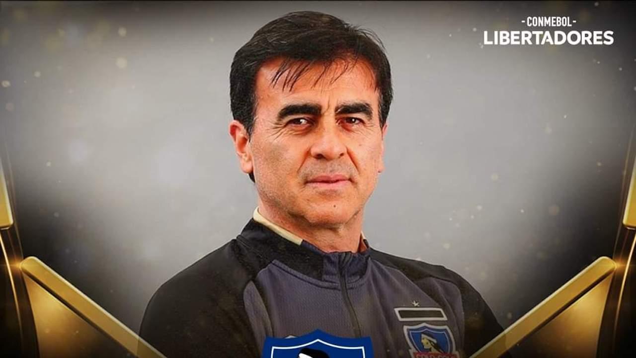 Quinteros firma como técnico de Colo Colo, rival de Wilster en la Libertadores