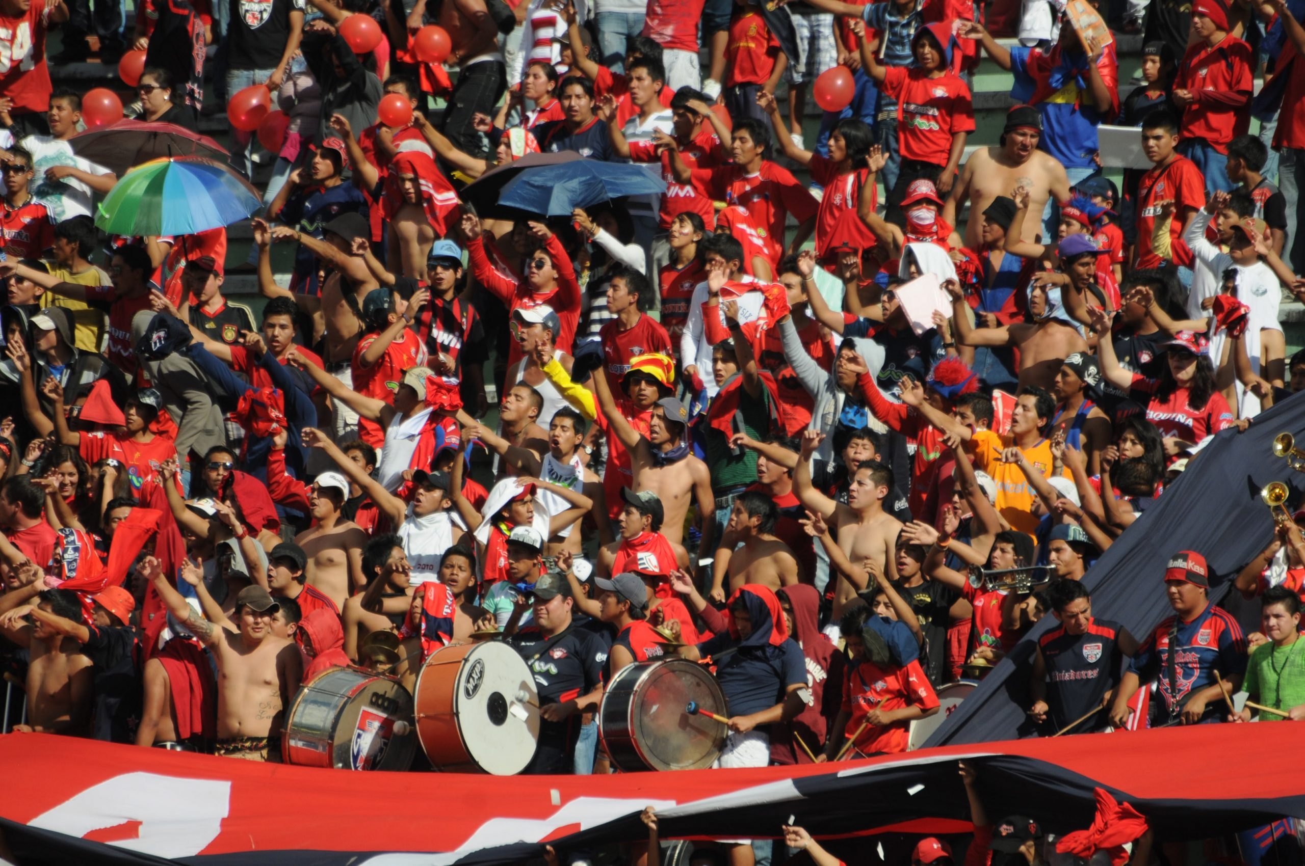 Wilstermann enfrentará a Libertad de Paraguay en octavos de la Libertadores