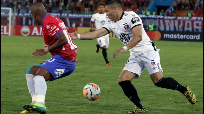 "Jugador de Wilstermann suma fe para Copa Libertadores: ""Colo Colo no está lo mejor posible"""