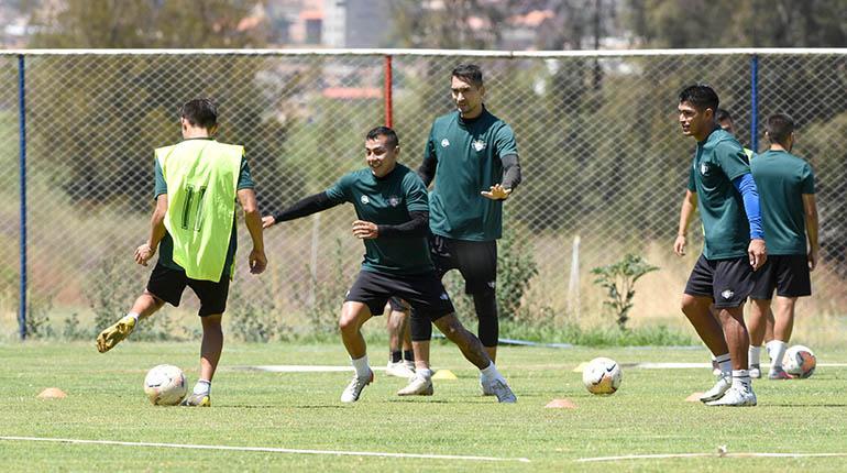 Wilster busca mantener a Bolivia en la Libertadores