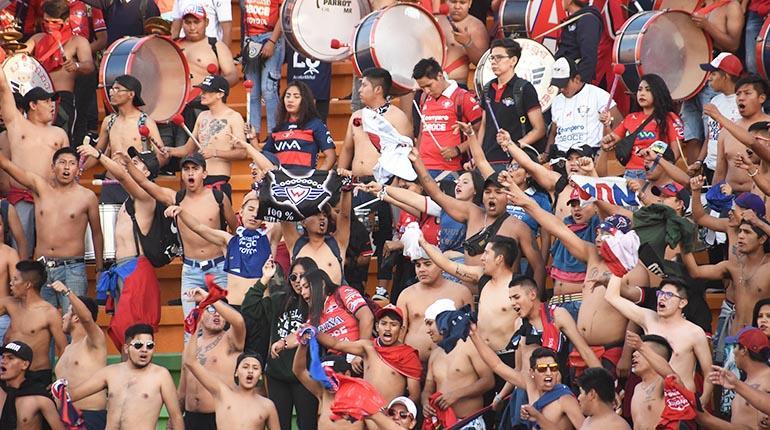 Wilstermann vs Libertad se jugará sin público