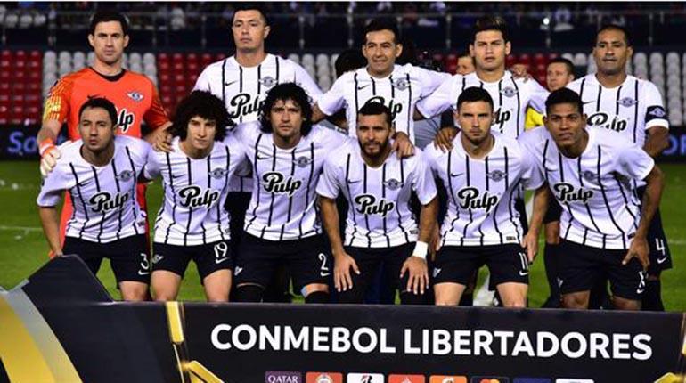 Un caso positivo en el club Libertad, rival de Wilstermann en la Libertadores