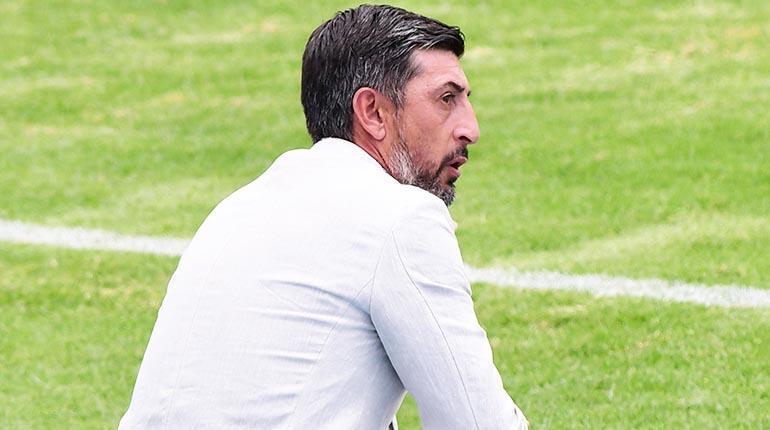 Díaz dejará de ser el técnico de Wilstermann el viernes