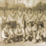 En 1949 y bajo el nombre de club LAB, la camiseta era listada en colores blanco y celeste, con el short azul. | Mauricio Mendez