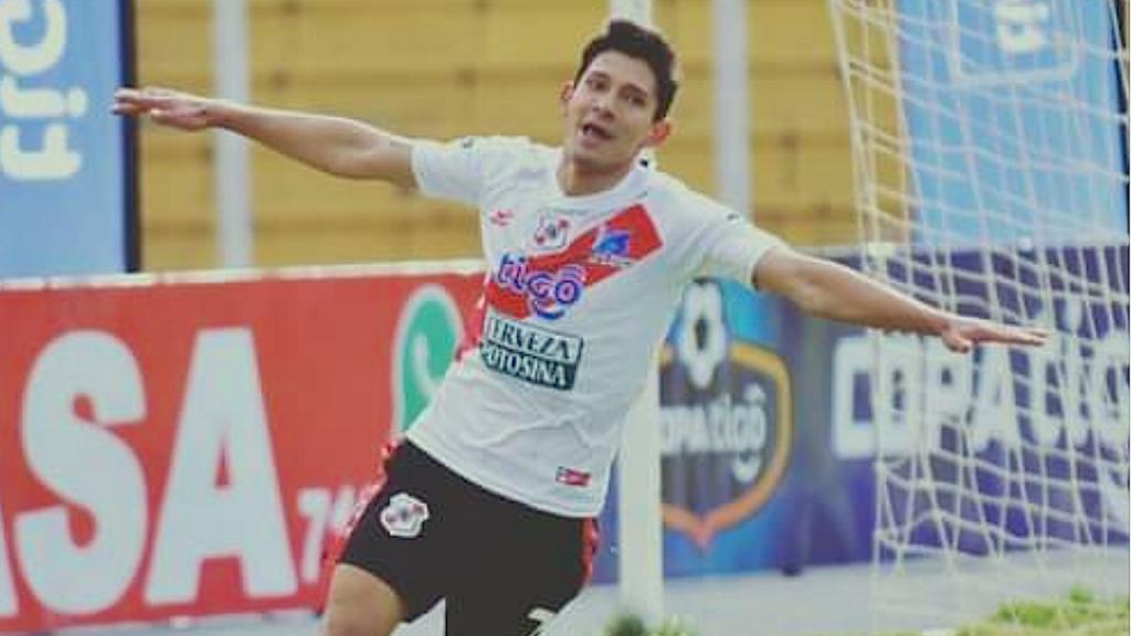 Edson Pérez es la nueva contratación para Wilstermann
