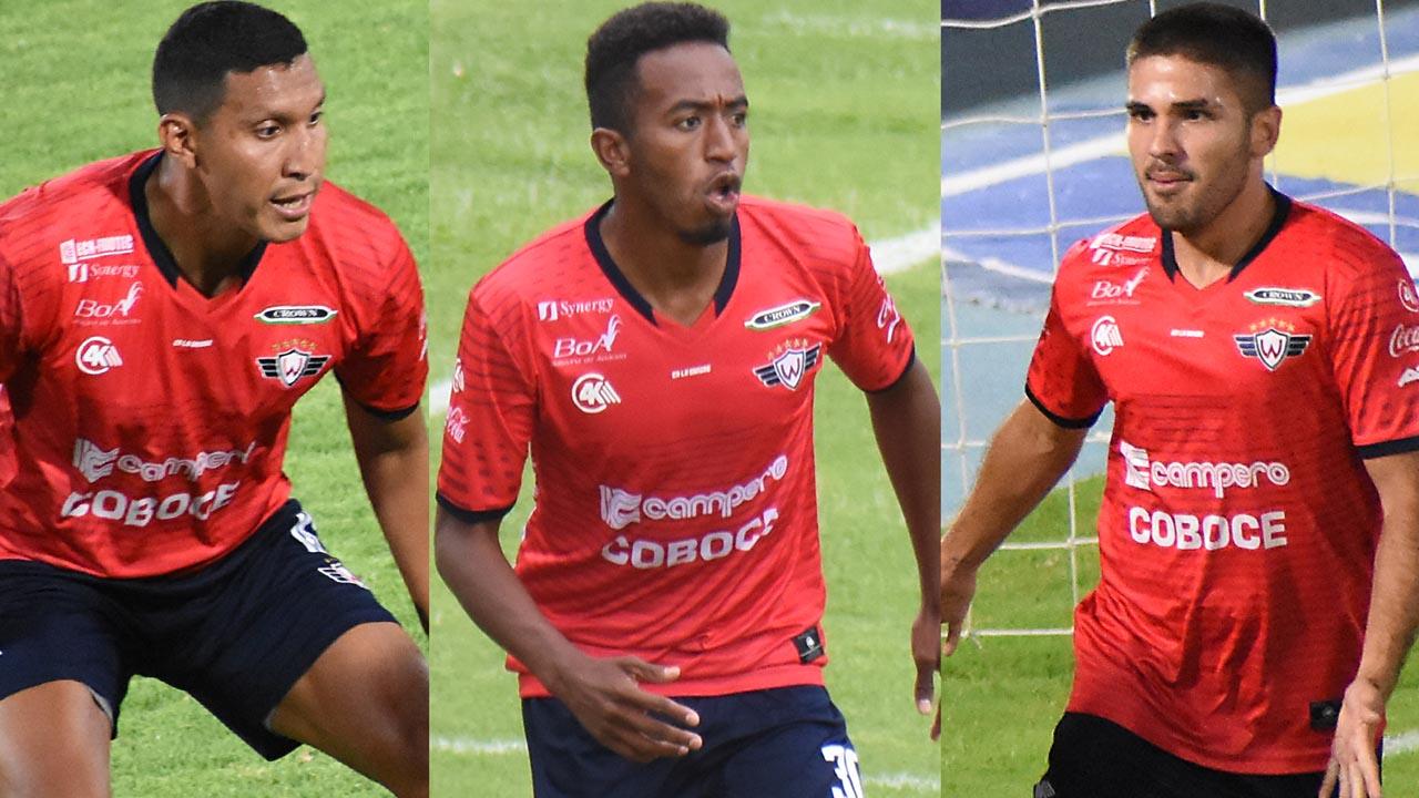 Melgar, Montero y Arrascaita extienden contrato con Wilster