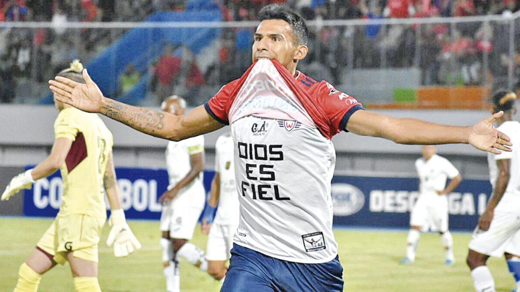 Osorio y Álvarez, en el ataque para el amistoso con Bolívar