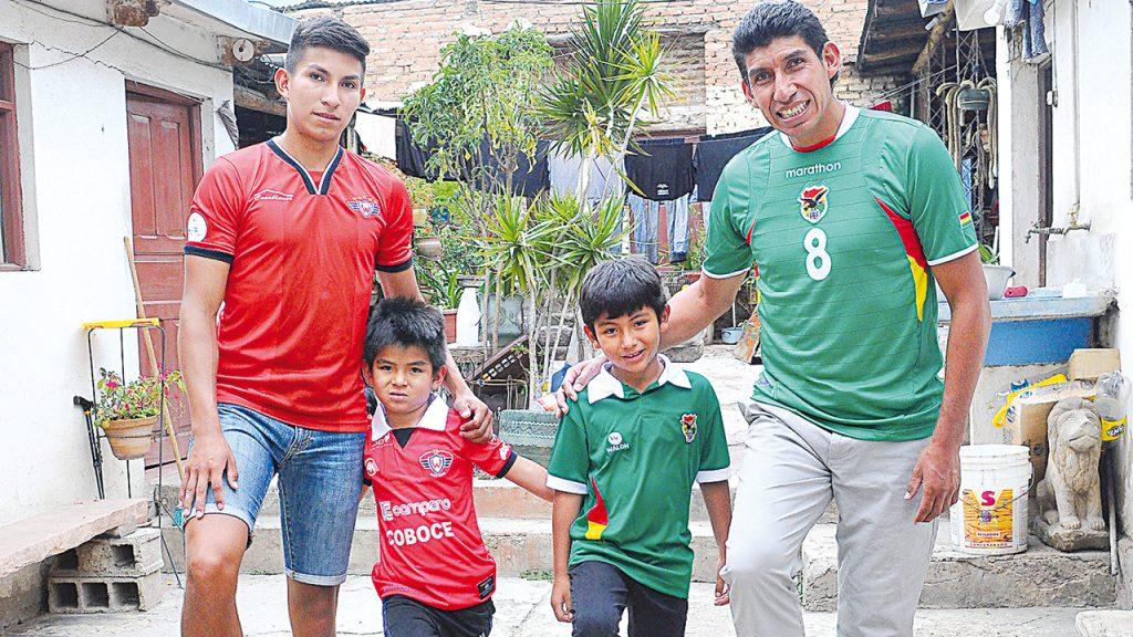 """Olivares: """"El fútbol boliviano tendrá cucharas por tiempo prolongado"""""""