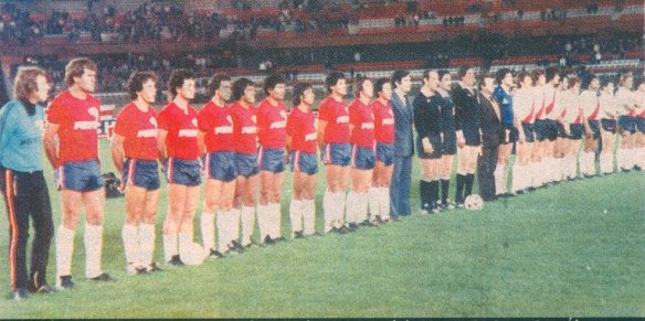 1982 contra River