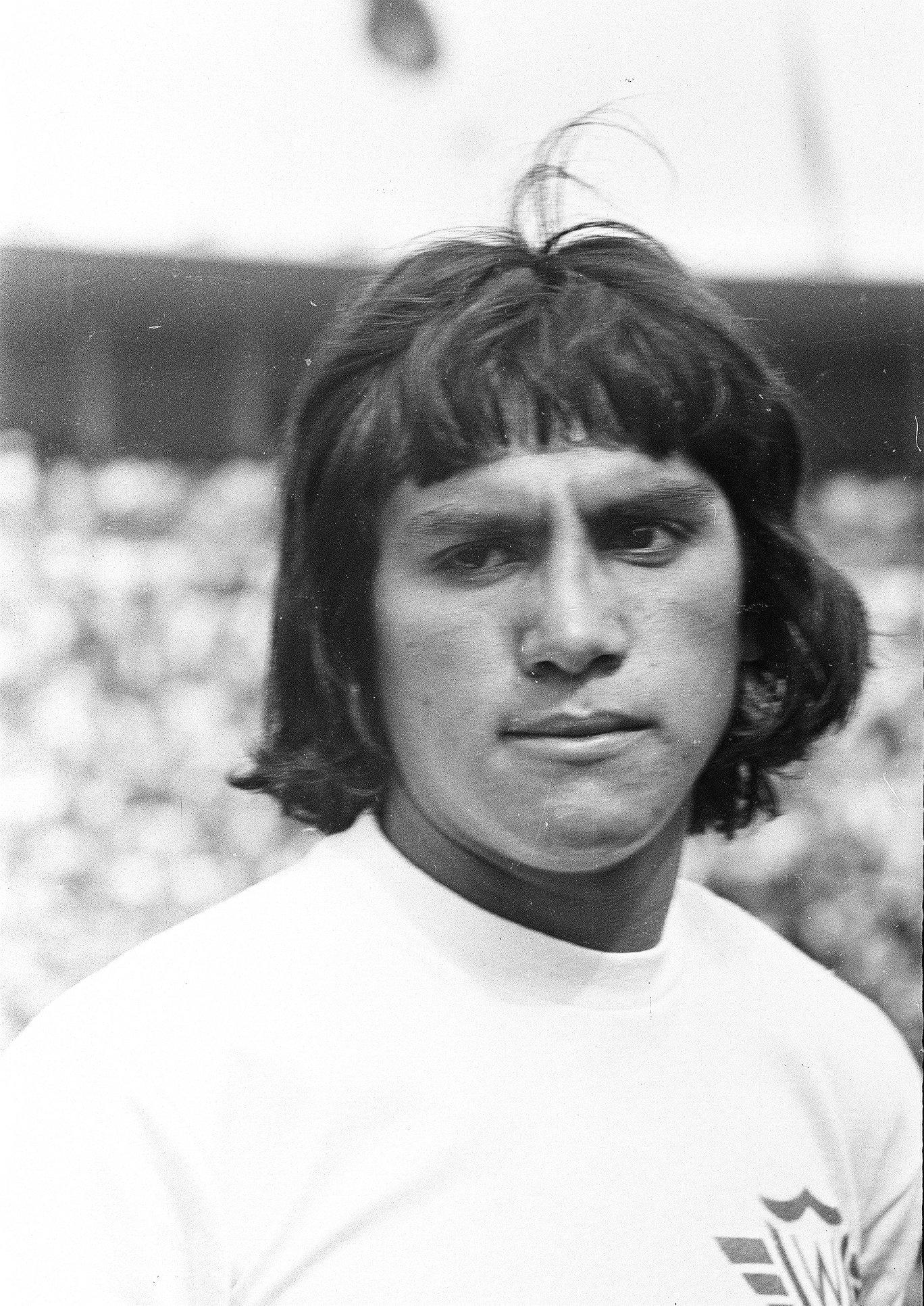 1971 - El Diablo Alberto Baptista Estrada
