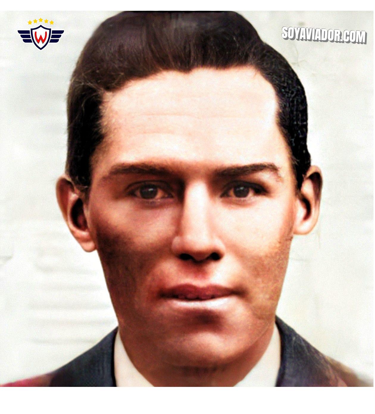 Jorge Wilstermann Camacho - primer piloto comercial de Bolivia