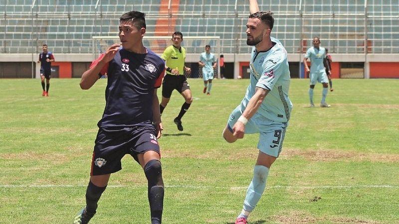 Sadiku marca un doblete y Bolívar iguala con Wilster