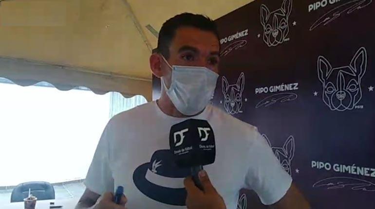 Arnaldo Giménez renovó por dos años más con Wilstermann