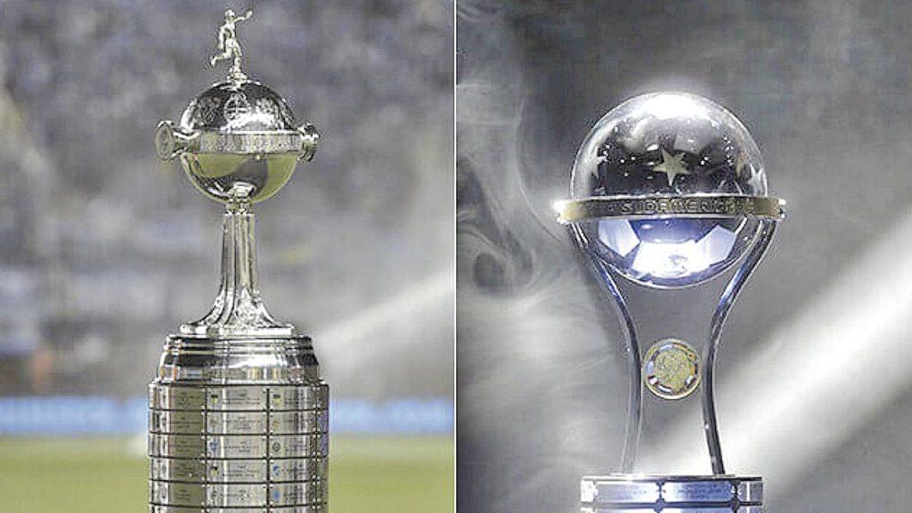 Conmebol sortea llaves de la Libertadores y Sudamericana