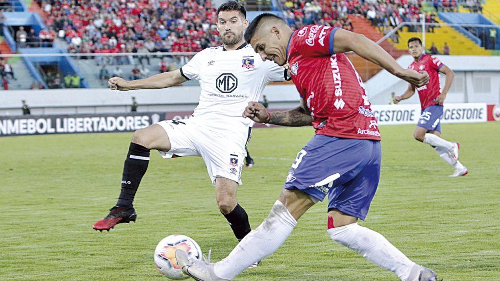 Wilster, por historia, tiene la presión de avanzar en la Copa