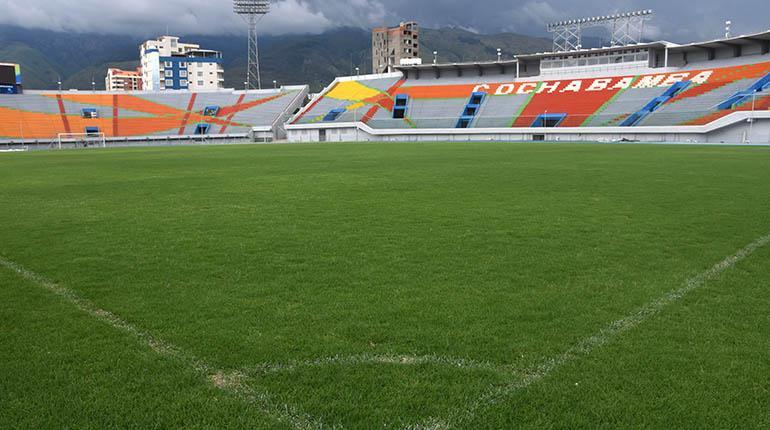 Capriles estará listo para la Copa Sudamericana