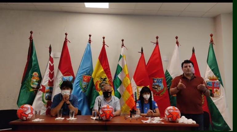 Wilstermann y Deportivo Trópico abren la Copa Simón Bolívar damas ante rivales cruceñas