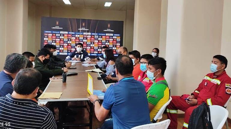 Clubes preparan operativo para la Sudamericana