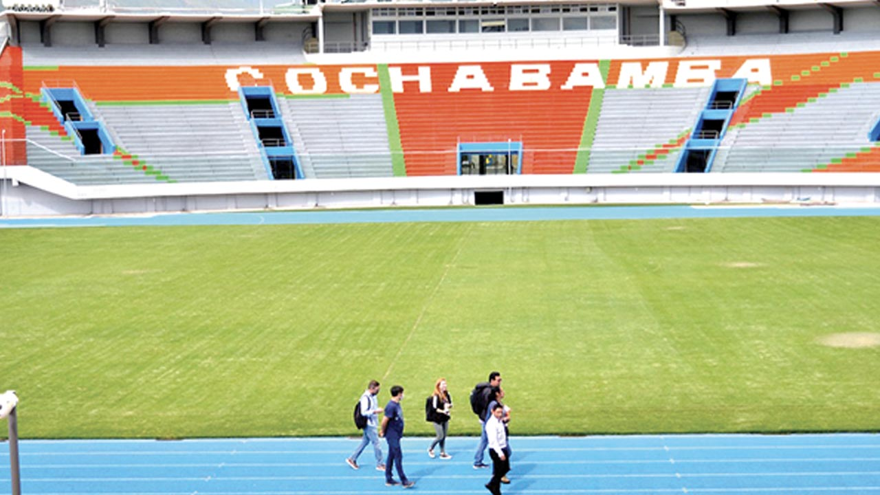 En siete días se disputarán cuatro cotejos en el Capriles