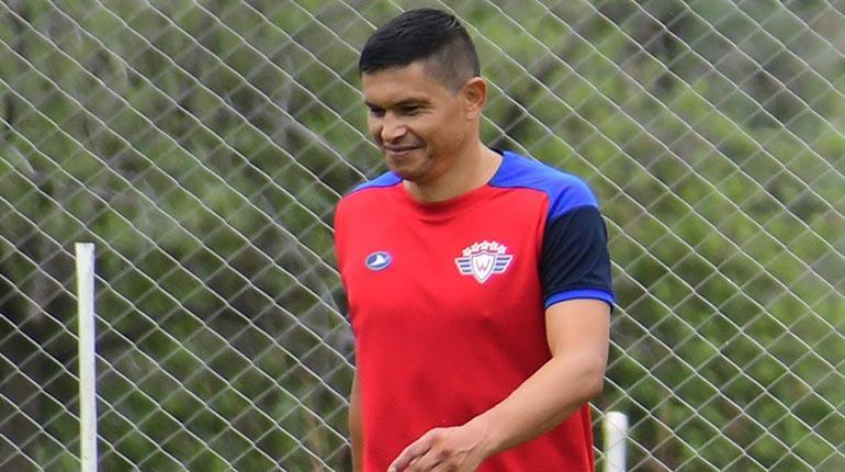 Jorge Ortiz estará fuera al menos dos semanas más