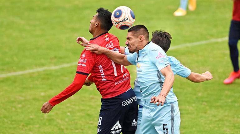 Wilster gestionará jugar con público ante Bolívar