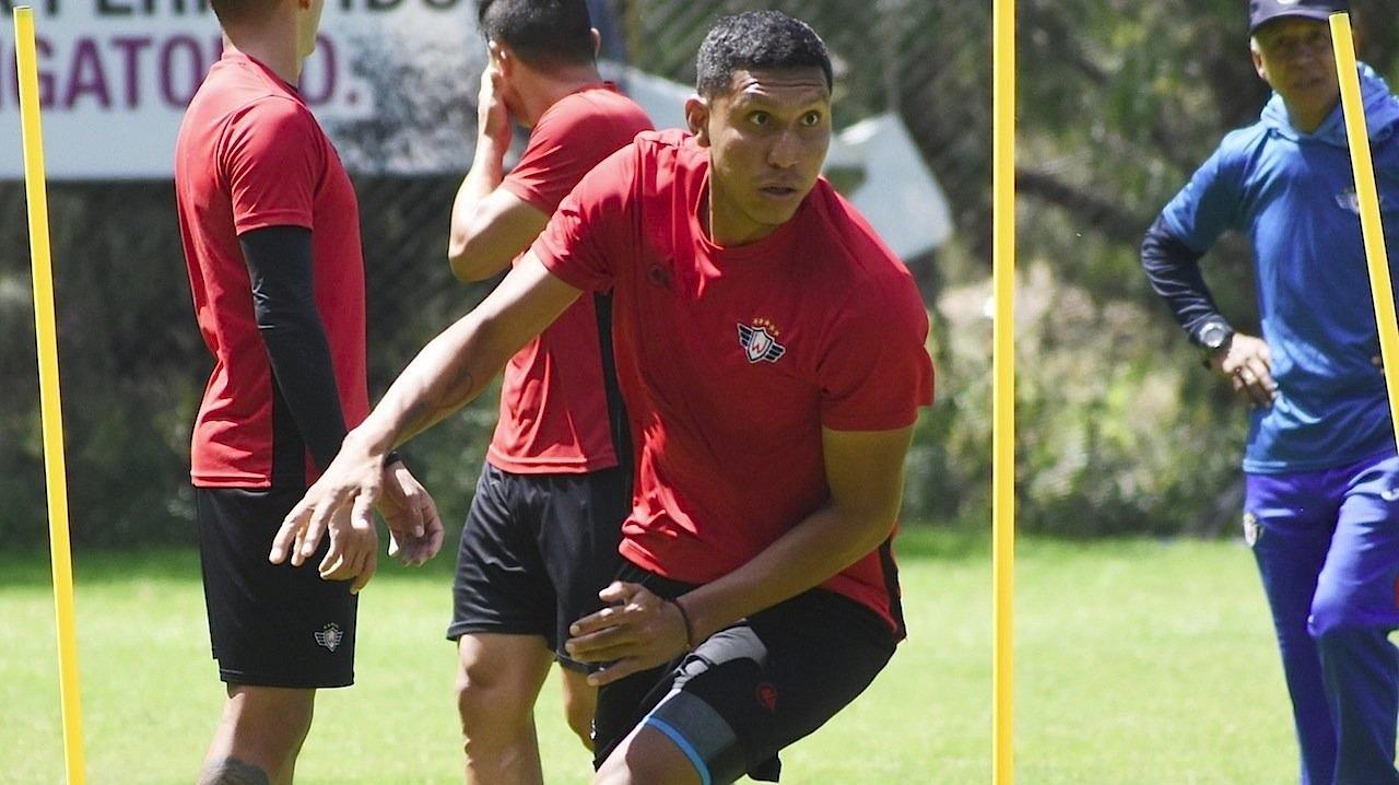 Montero es baja en Wilster por dos meses tras una fractura en el tobillo