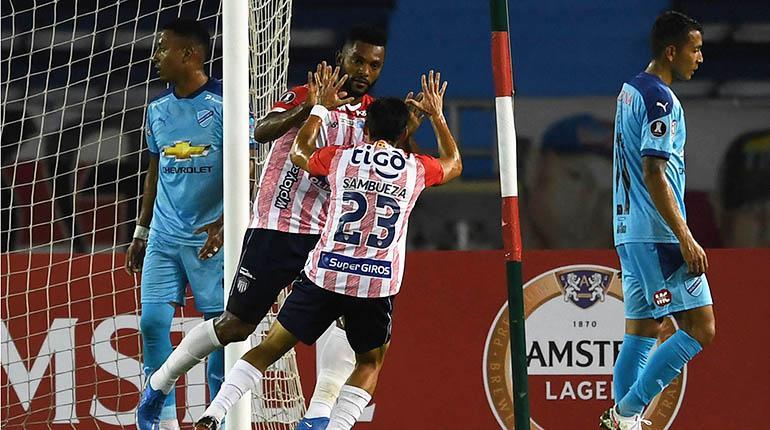 Bolívar completa el grupo de Wilstermann tras caer ante Junior