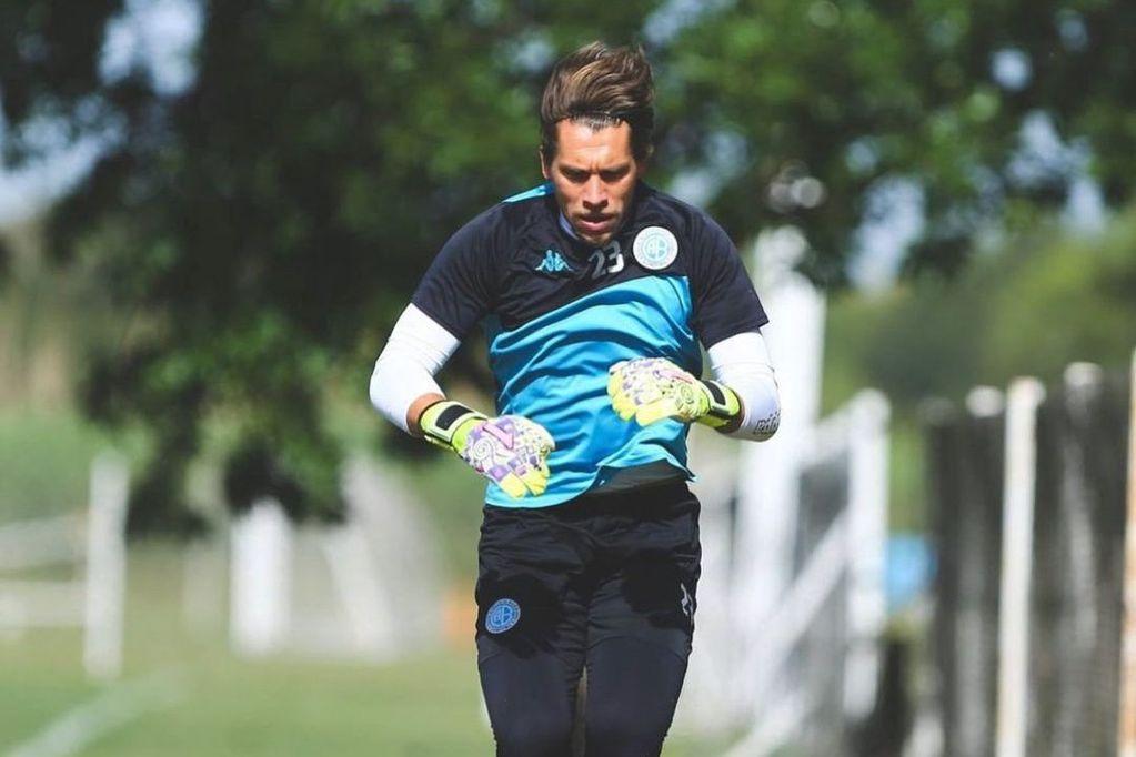 Rigamonti espera por Wilstermann y sigue en Belgrano