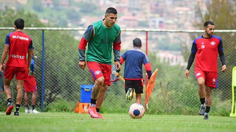 Pochi Chávez, capitán de Wilstermann, se perderá la fase de grupos de la Sudamericana