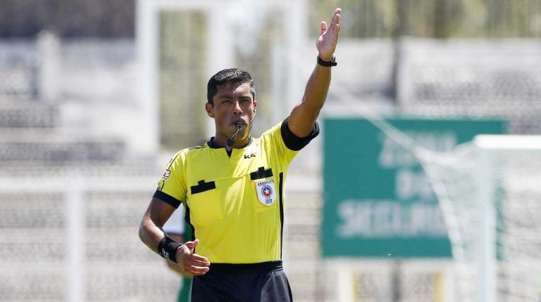El chileno Nicolás Gamboa pitará el partido que disputarán Ceará y Wilstermann