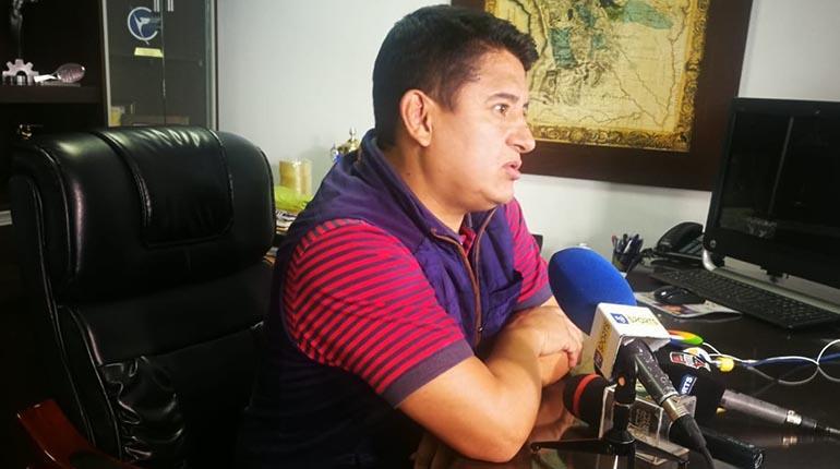 """Vargas rechaza denuncia de que Pochi sería quien """"da las órdenes"""" en Wilstermann"""