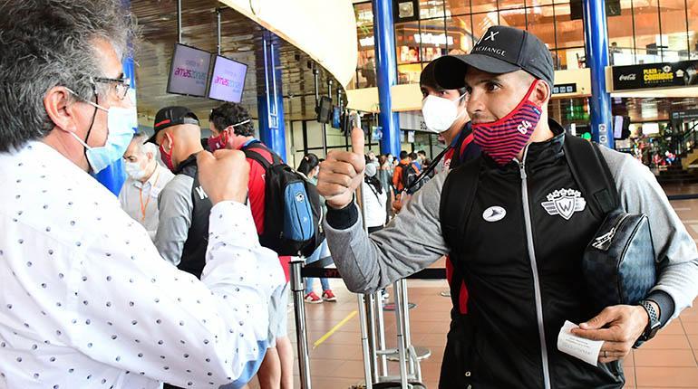 Cristian Chávez llegará a mediados de julio