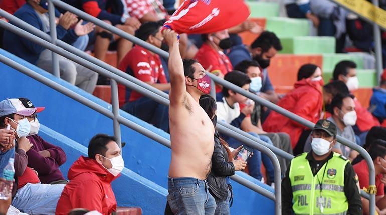 Equipos vallunos tendrán un aforo del 50% en los estadios
