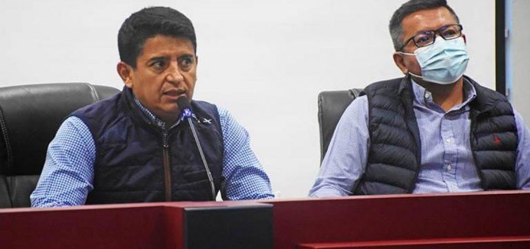 Vargas oficializa que irá a la reelección en Wilster